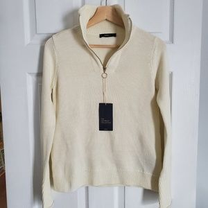 Zara Knit Sweater NWT